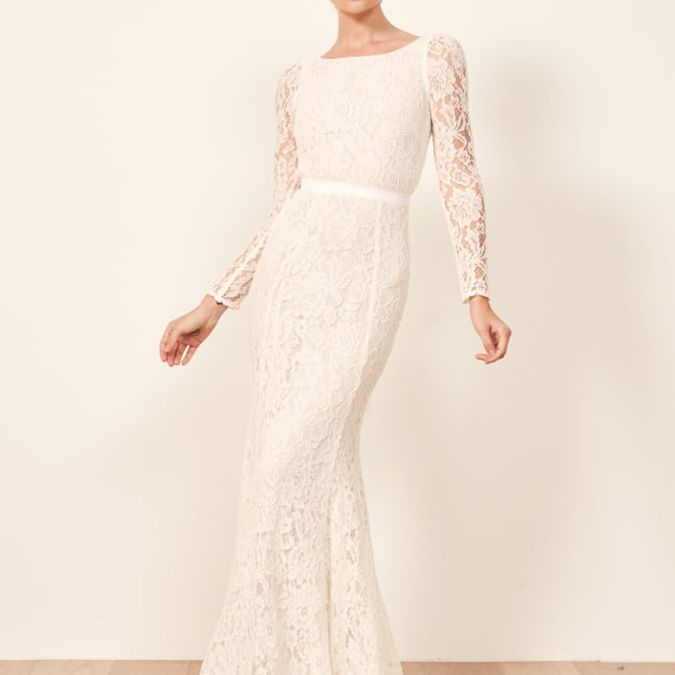 18 Vow Renewal Dresses From Minimalist To Glam