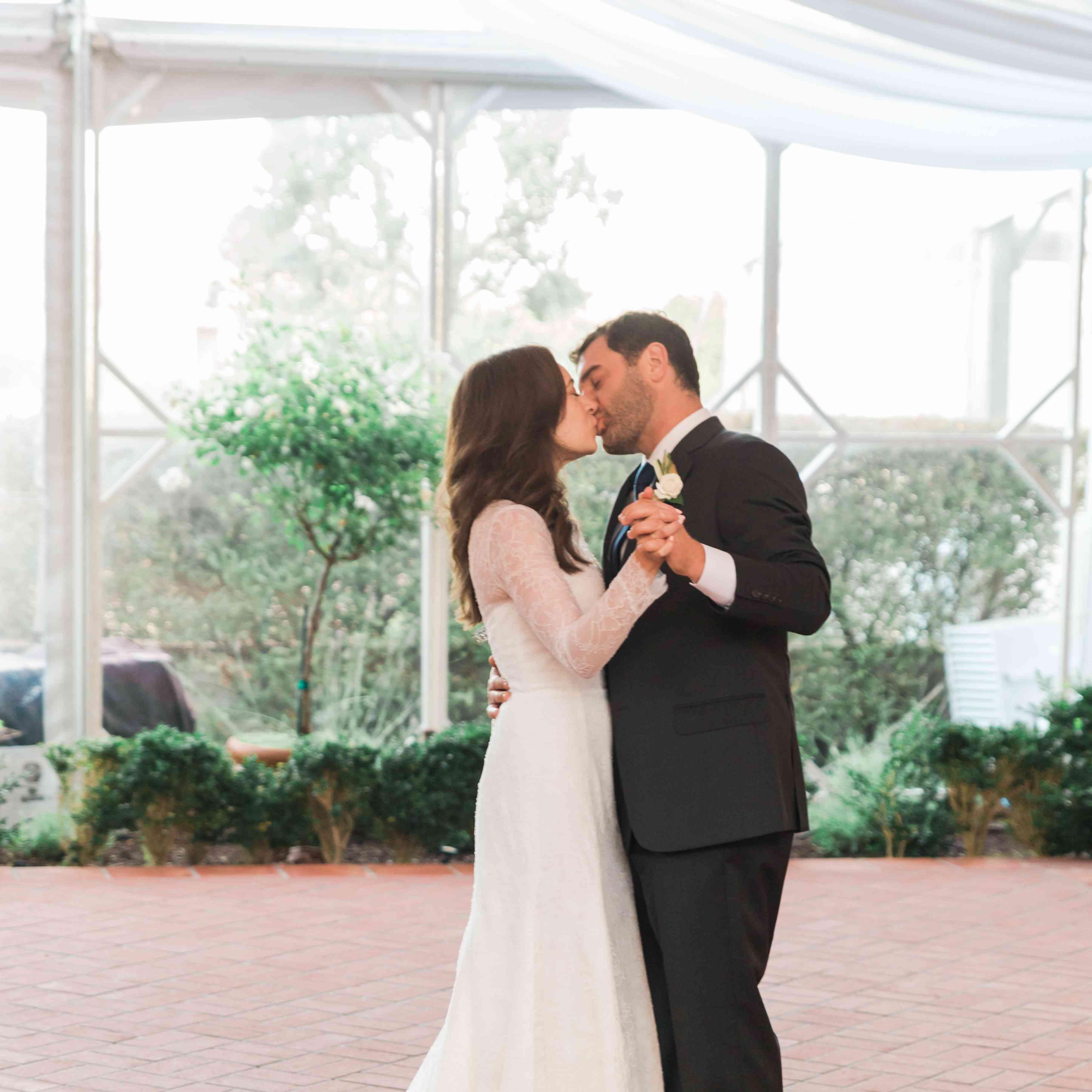 first kiss first dance