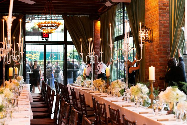 Nyc Wedding Venues.Brides New York The Best Boutique Hotel Wedding Venues