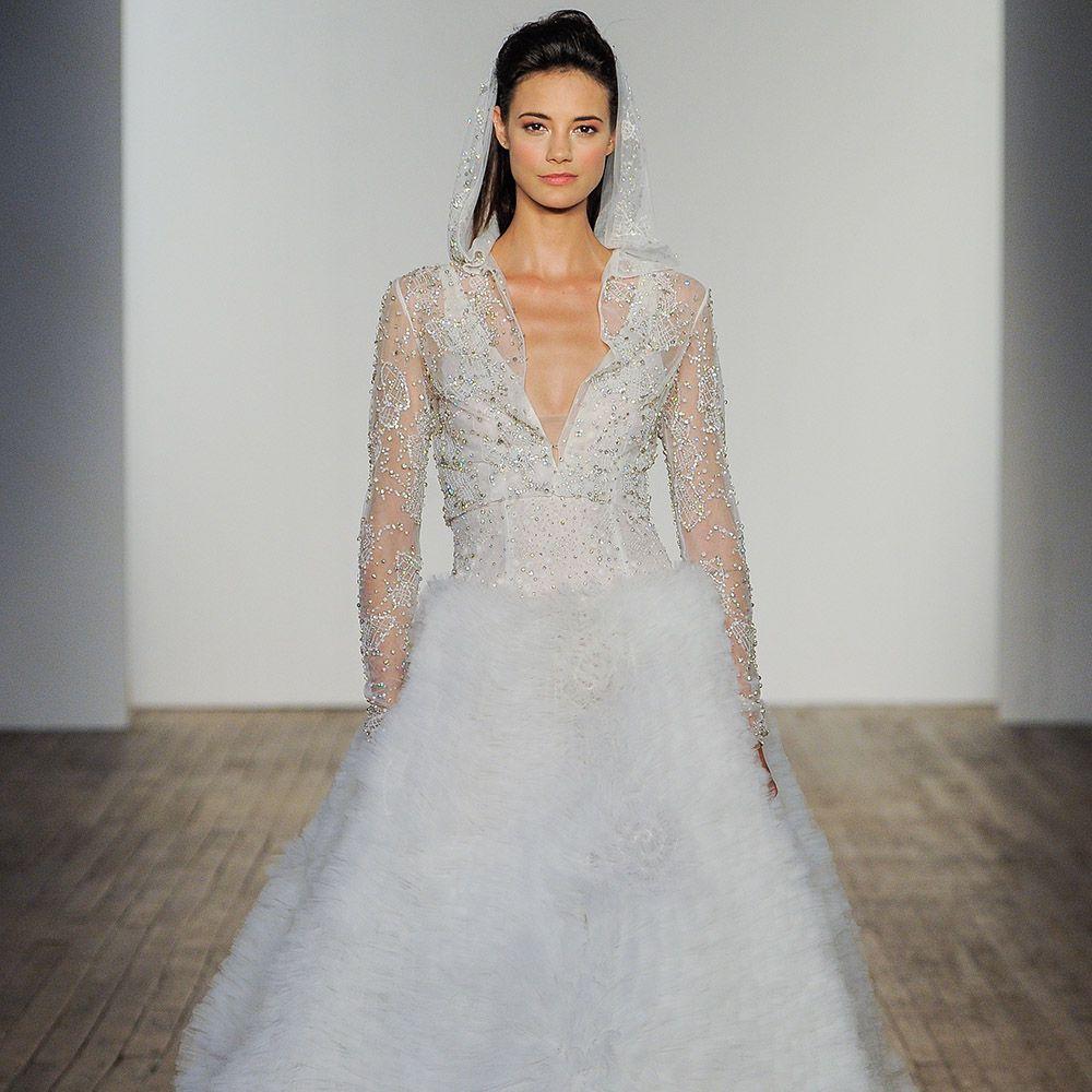 Lazaro Bridal Wedding Dress Collection Fall 2020: Allison Webb Bridal & Wedding Dress Collection Fall 2020