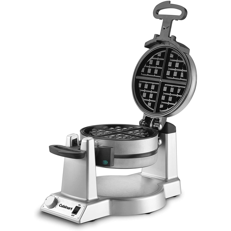Cuisinart WAF-F20 Double Belgian Maker Waffle Iron