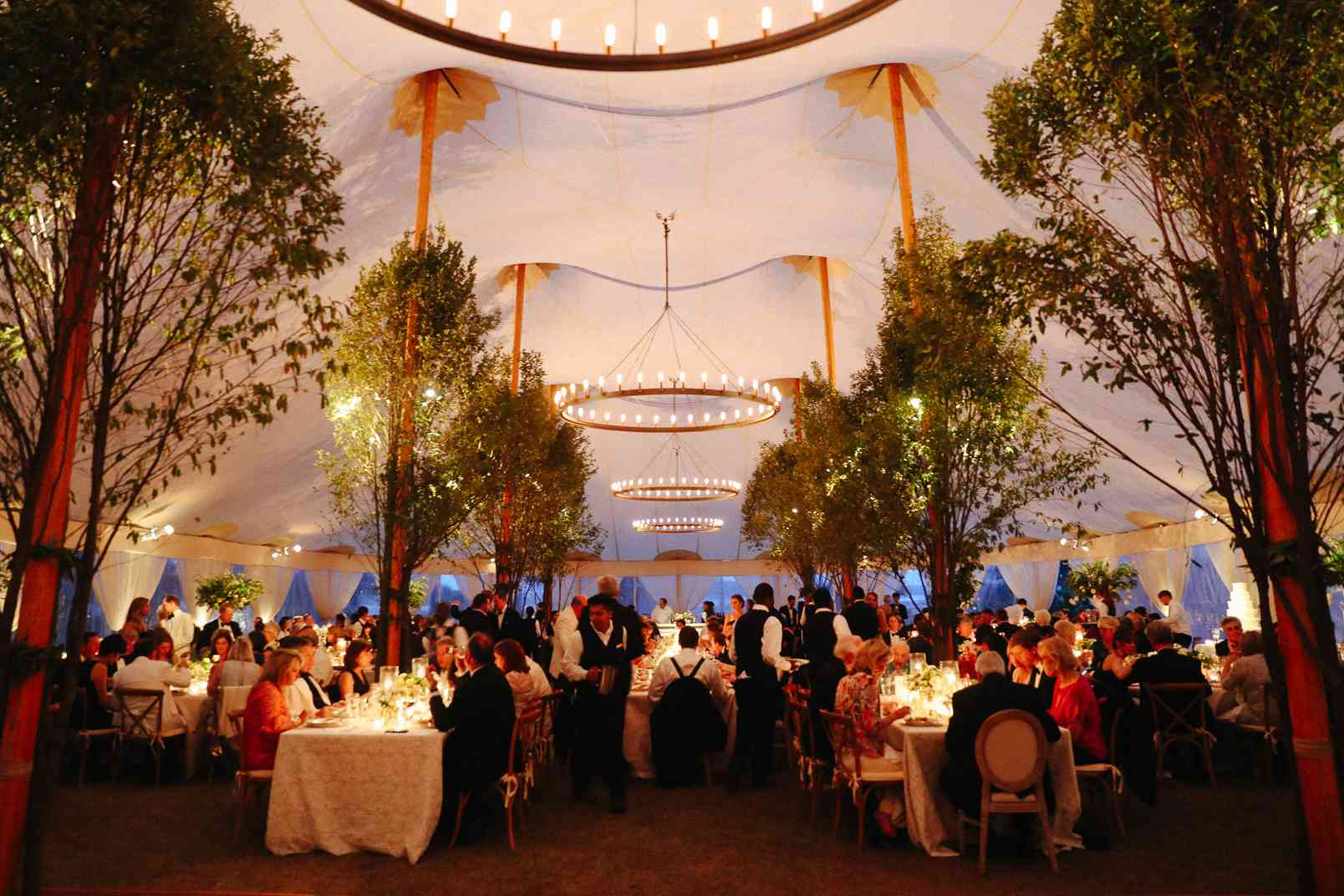 Every Type of Wedding Tent for Your Outdoor Reception
