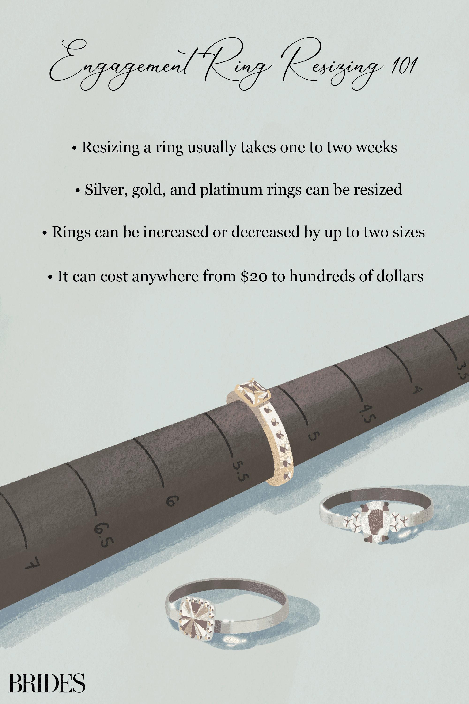 Engagement Ring Resizing