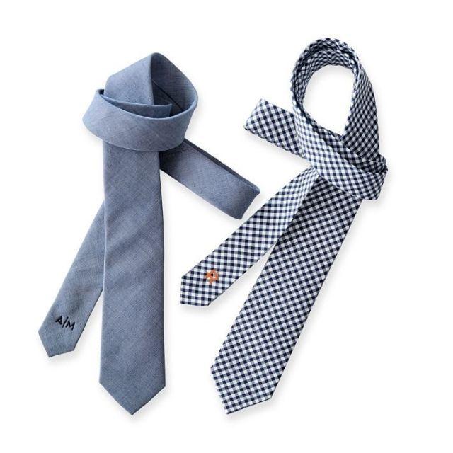 Mark & Graham Men's Cotton Tie