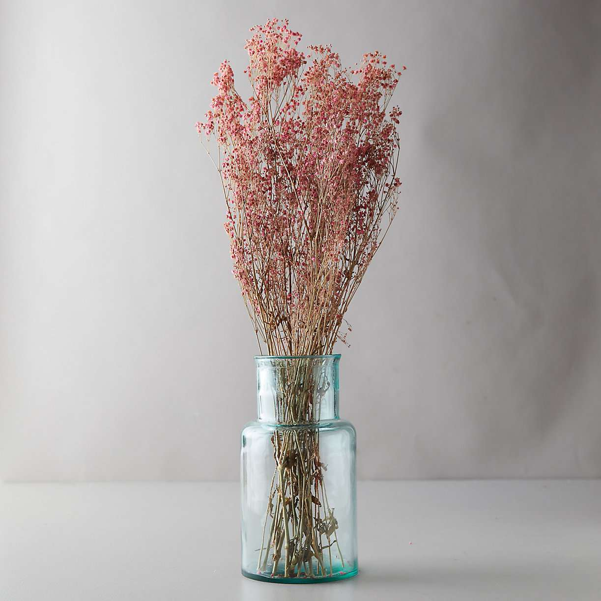 Preserved Pink Gypso Bunch