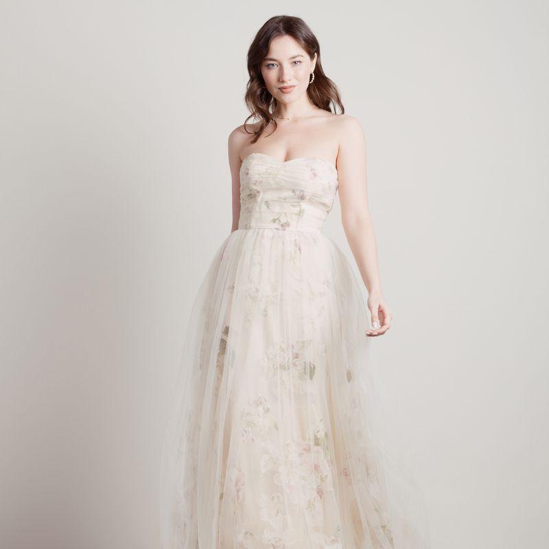 wedding dress under $100