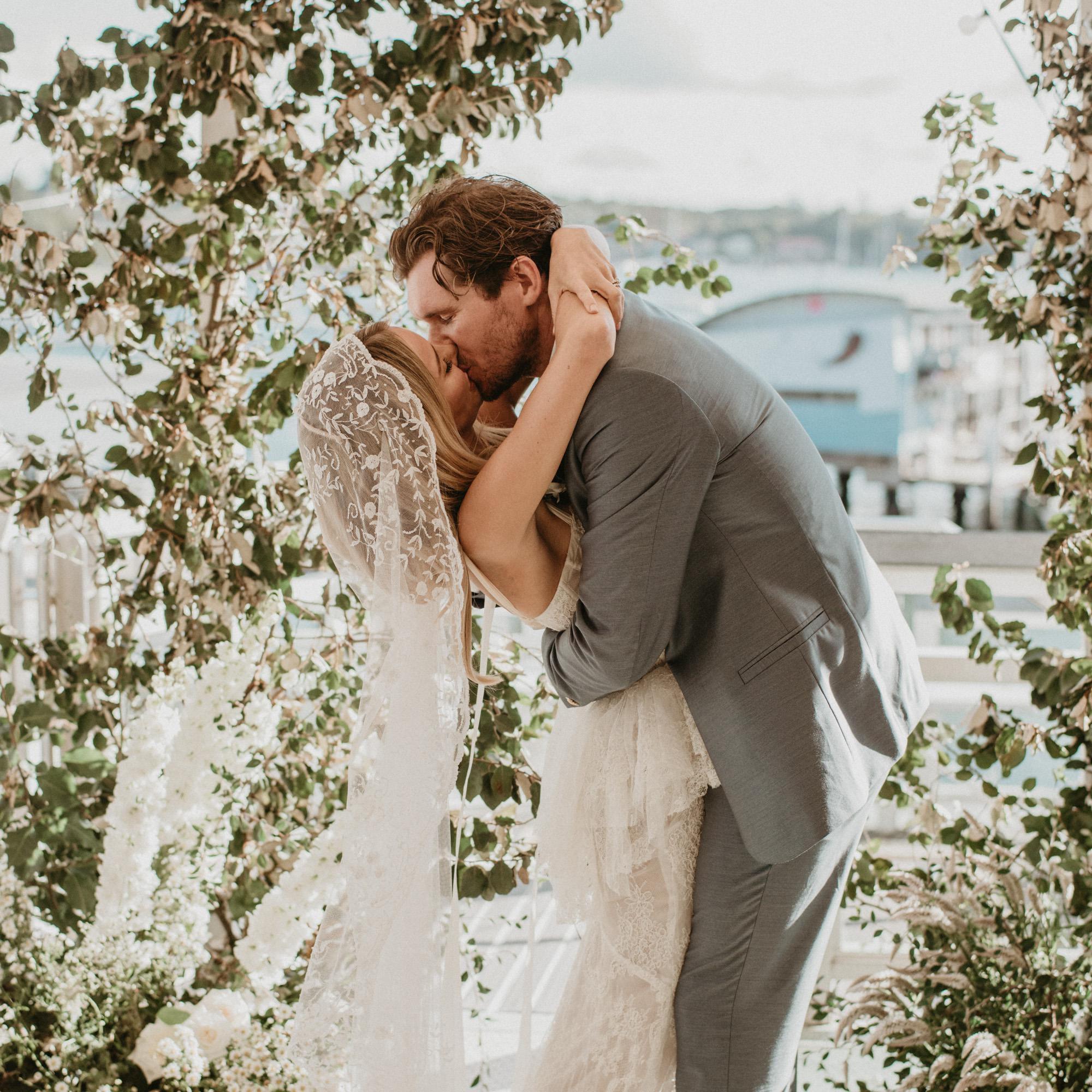 Stone Cold Fox Designer Cydney Morris S Vintage Inspired Wedding