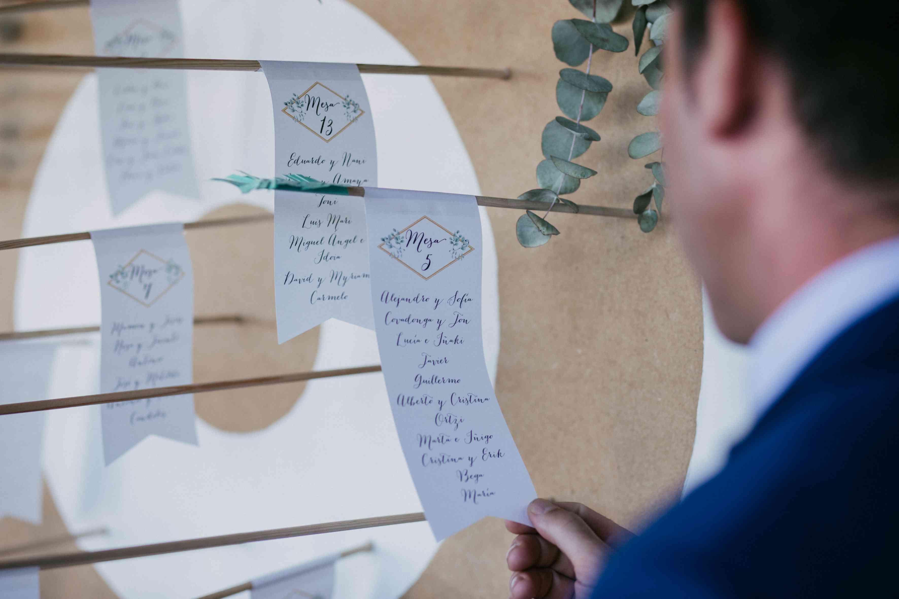 Guest notes bullseye