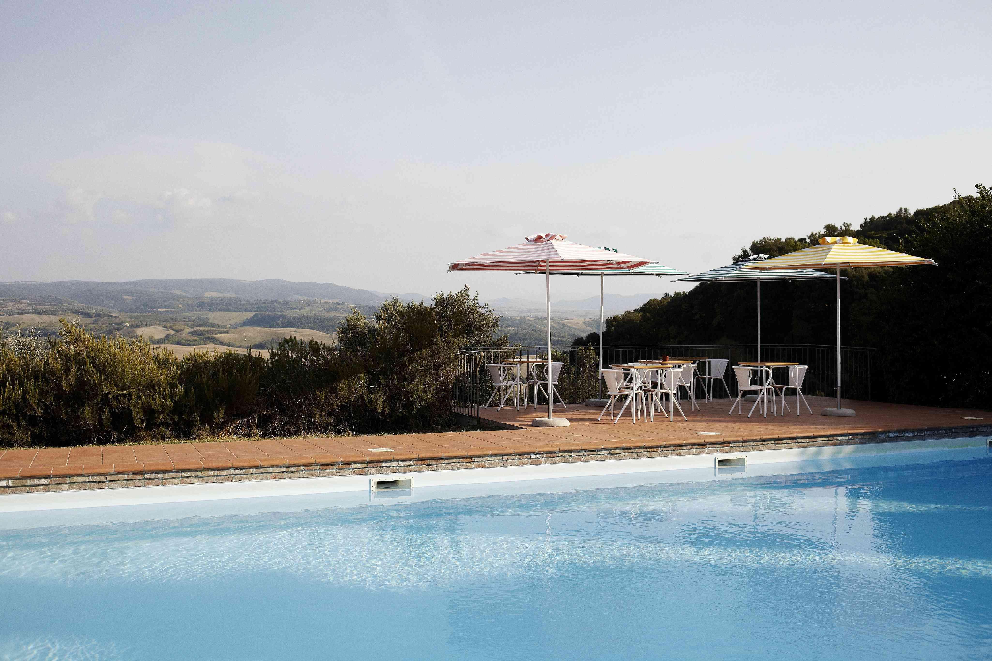 Villa Lena Italy Swimming Pool
