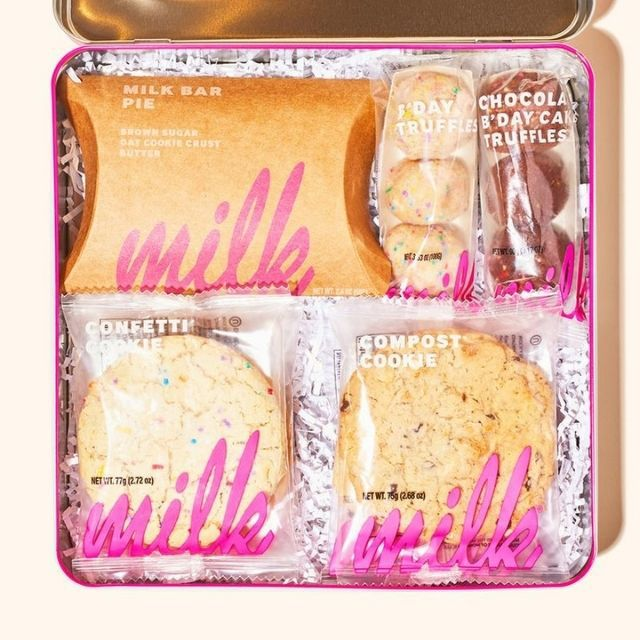 Milk Bar The Milk Bar Sampler