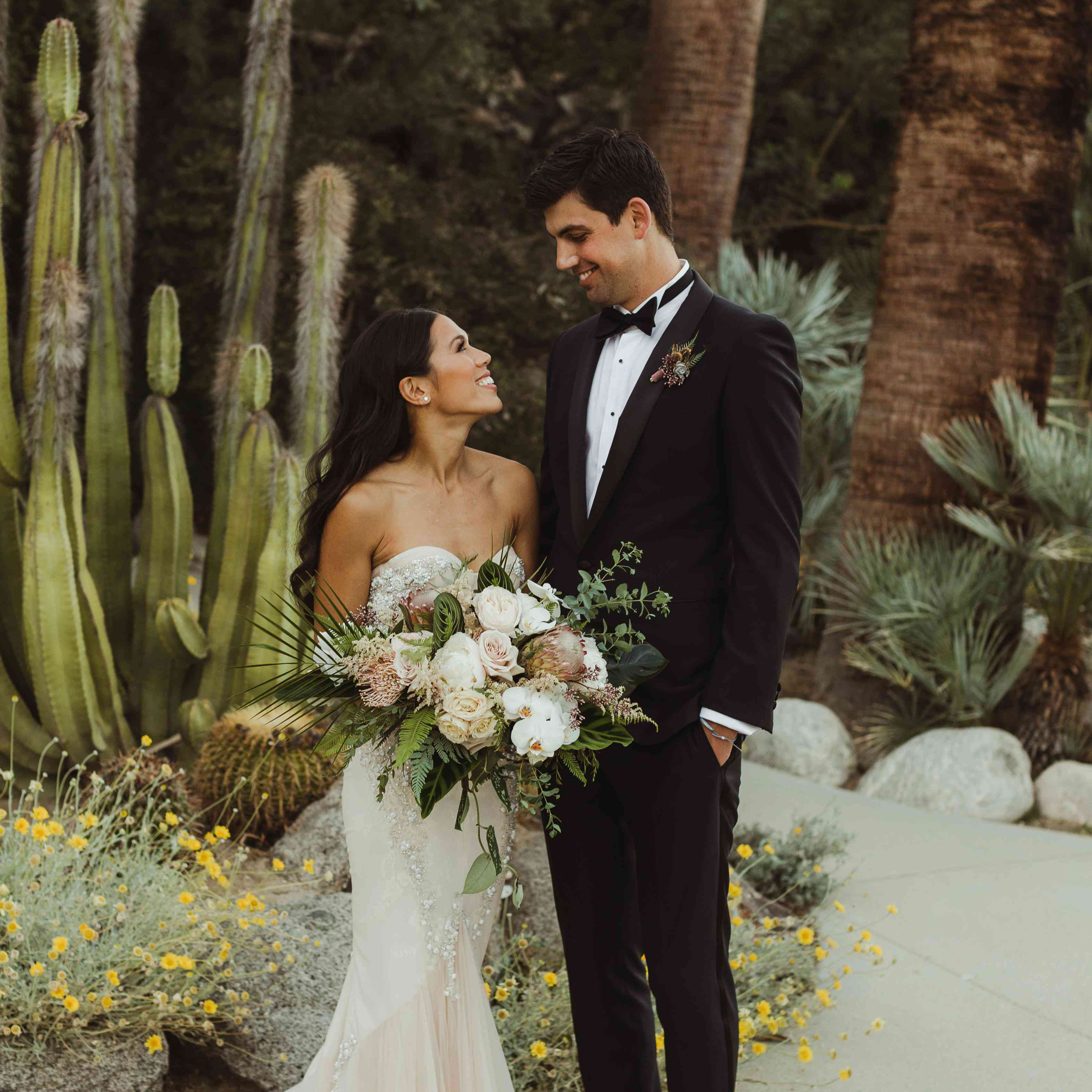 A Palm Springs Wedding Inspired By Whitney Port's Big Day