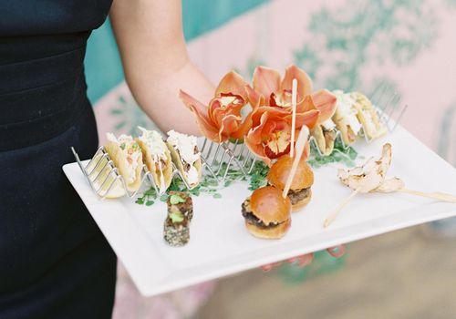 <p>Appetizer platters</p>