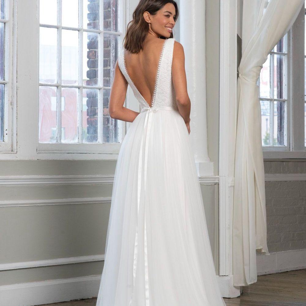 Theia Brandy Wedding Dress