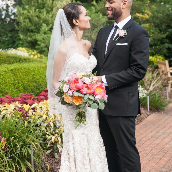 <p>Bride and Groom Portrait</p>