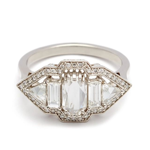 Anna Sheffield Theda Ring