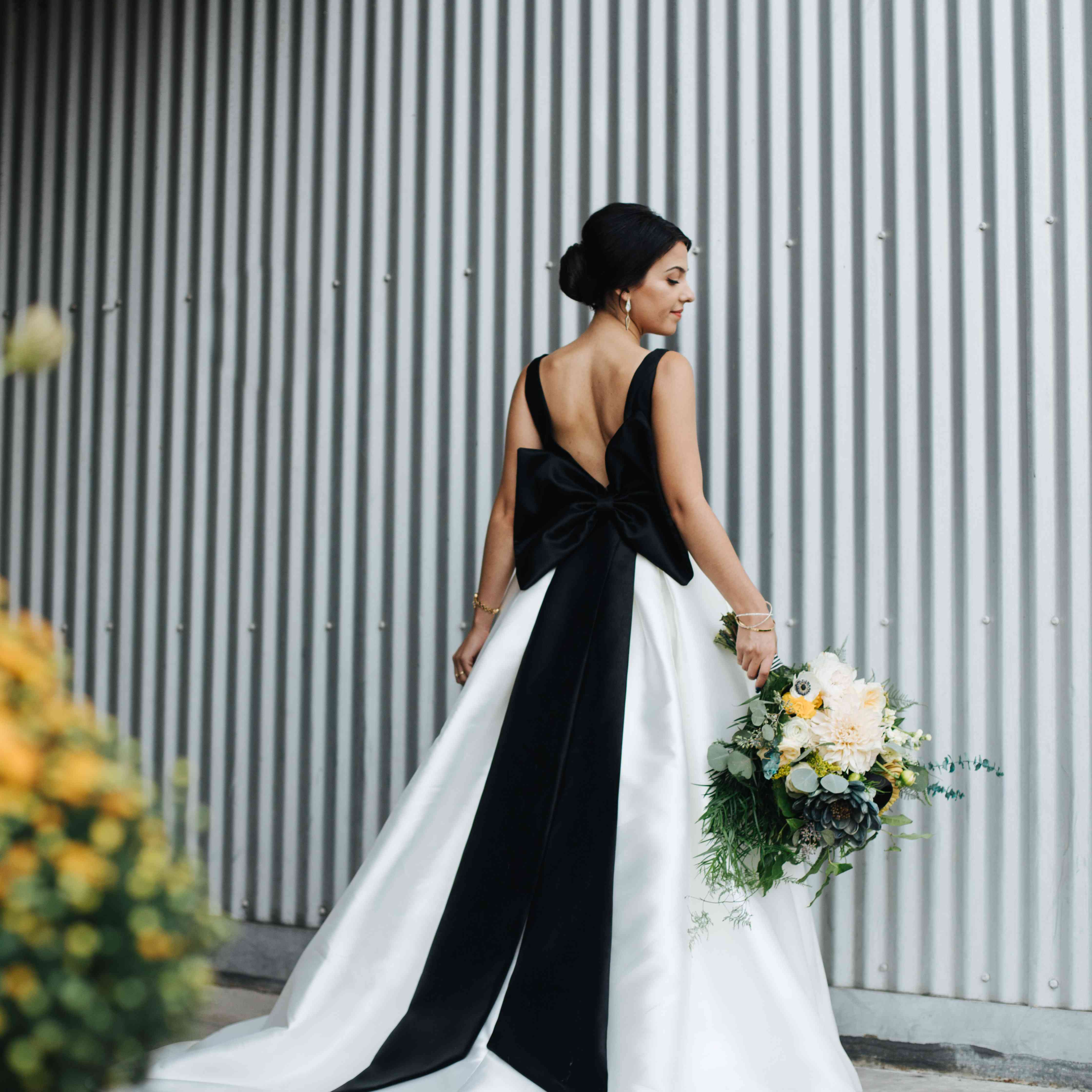 # Non-Traditional Wedding Dresses