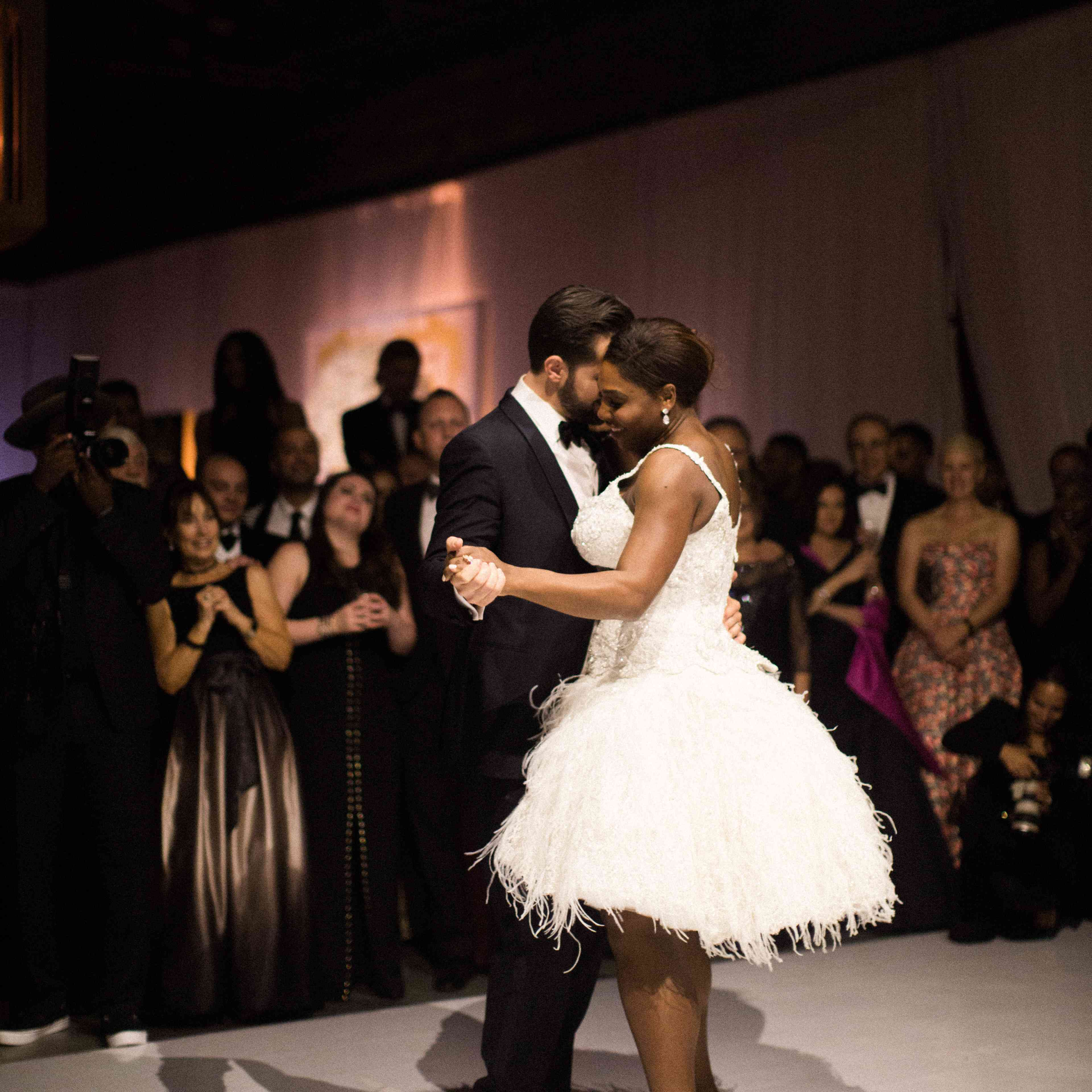 Serena Williams and Alexis Ohanian's First Dance