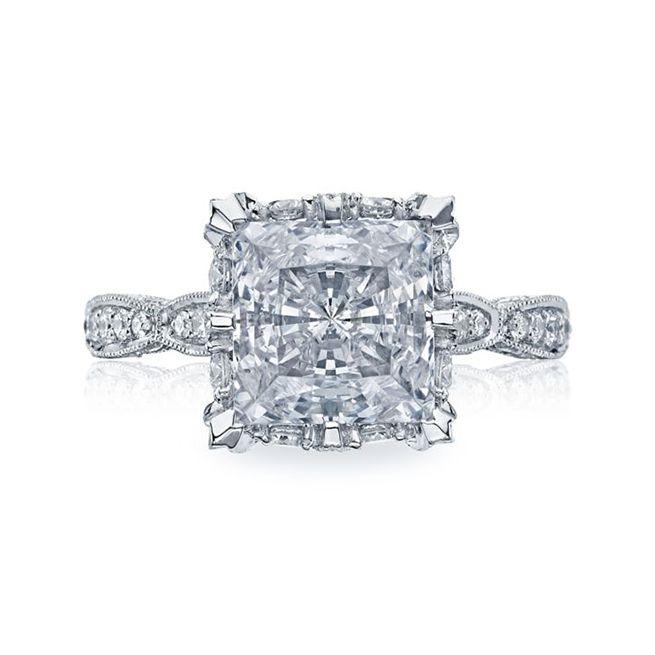 Tacori Princess Cut Ring