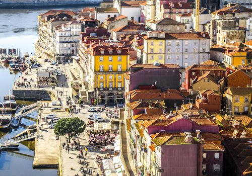 view of portugal