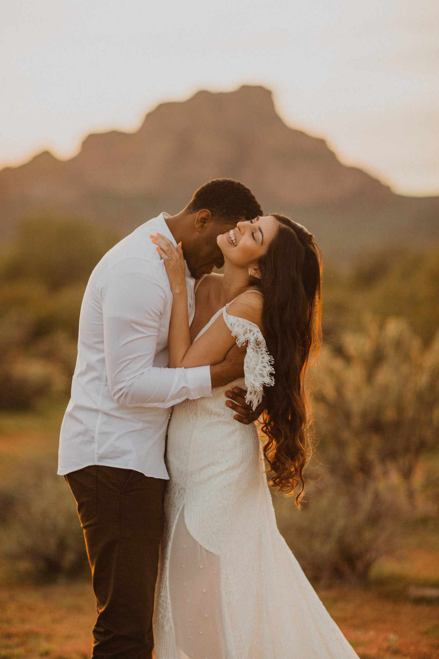 A Beautiful Bridal Blowout