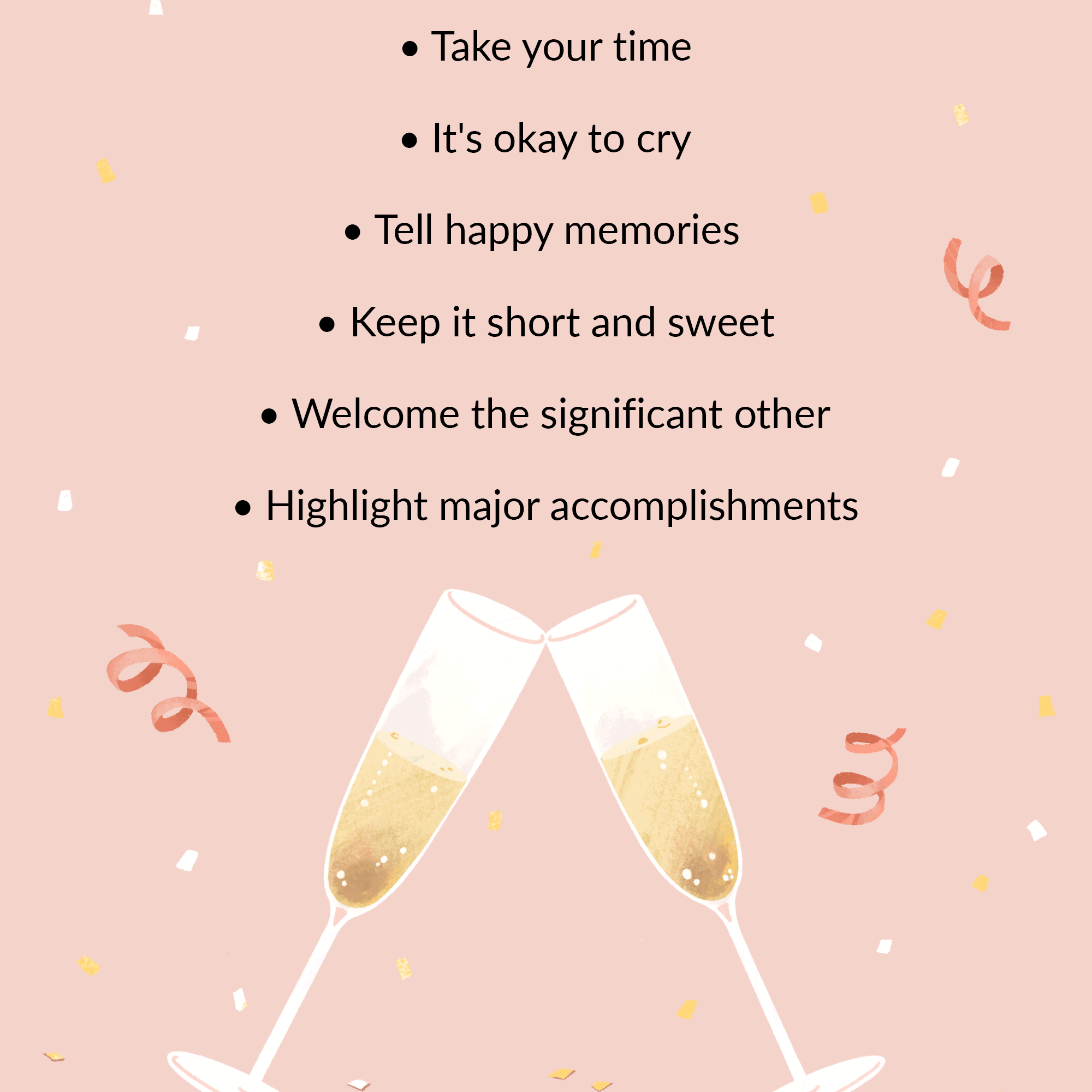 Nail Your Toast With Mother-of-the-Bride Speech Tips And