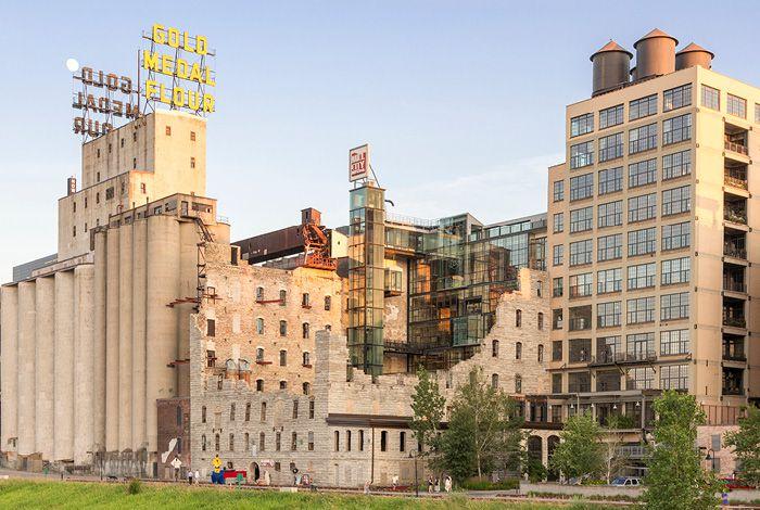 Mill City Museum, Minneapolis