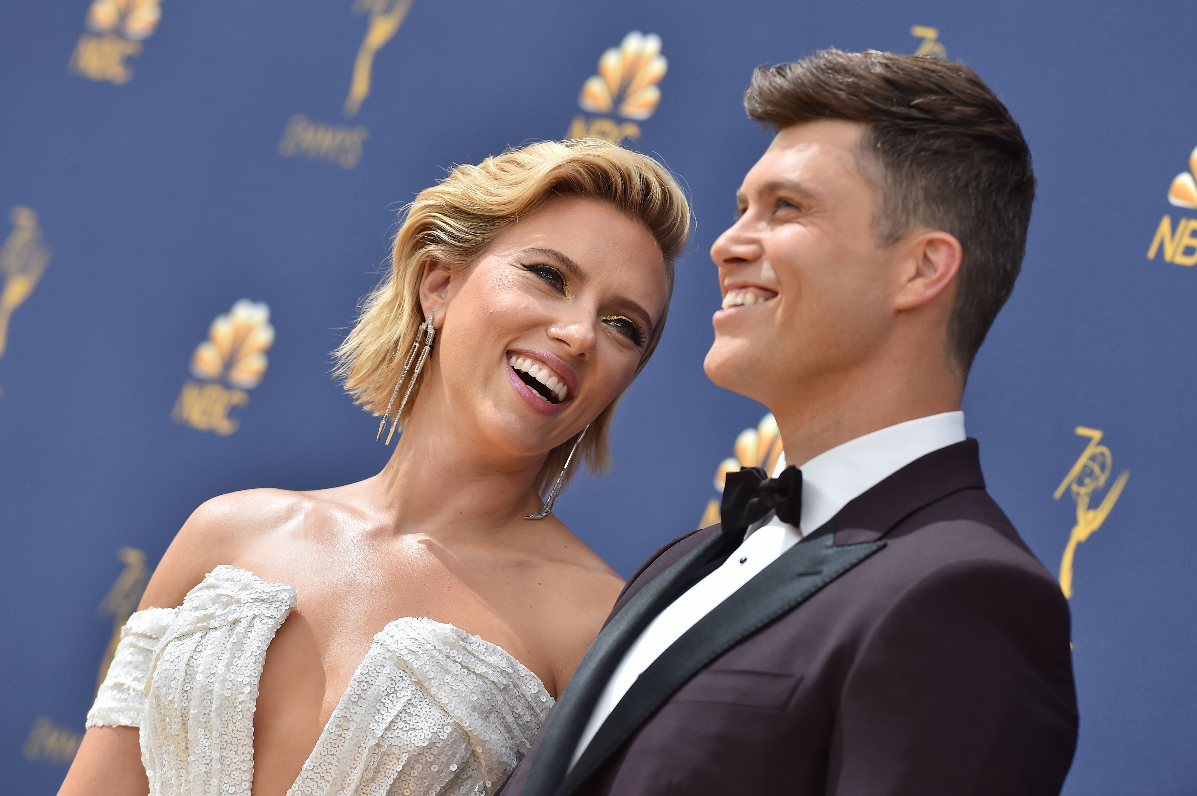 Colin Jost and Scarlett Johansson's Relationship—Everything You Need to Know