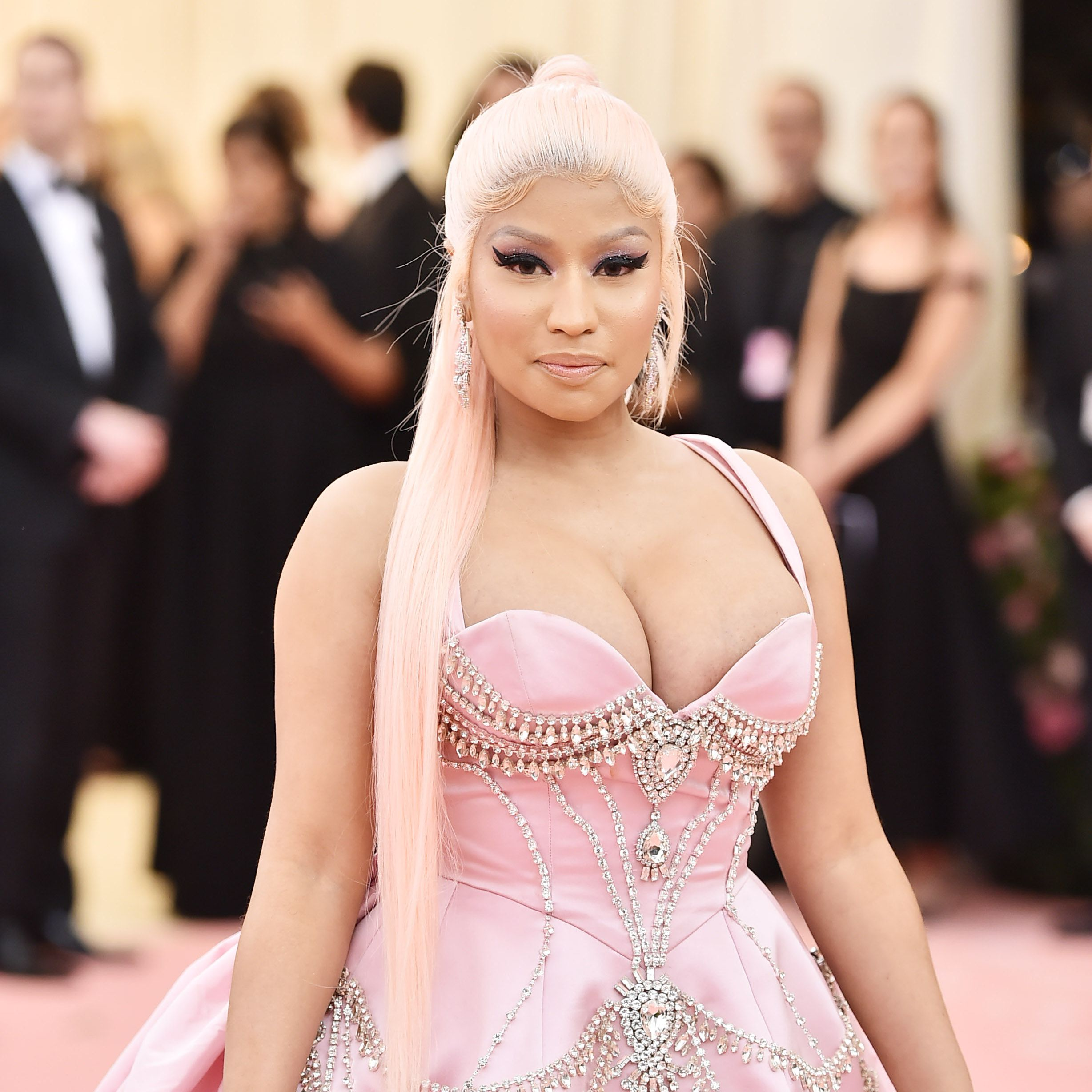 Nicki Minaj Is Officially Married To Kenneth Petty