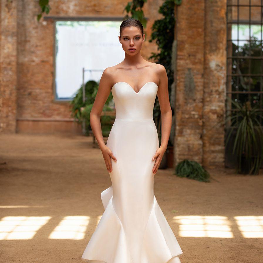 Zac Posen For White One Bridal Wedding Dress Collection Fall 2020