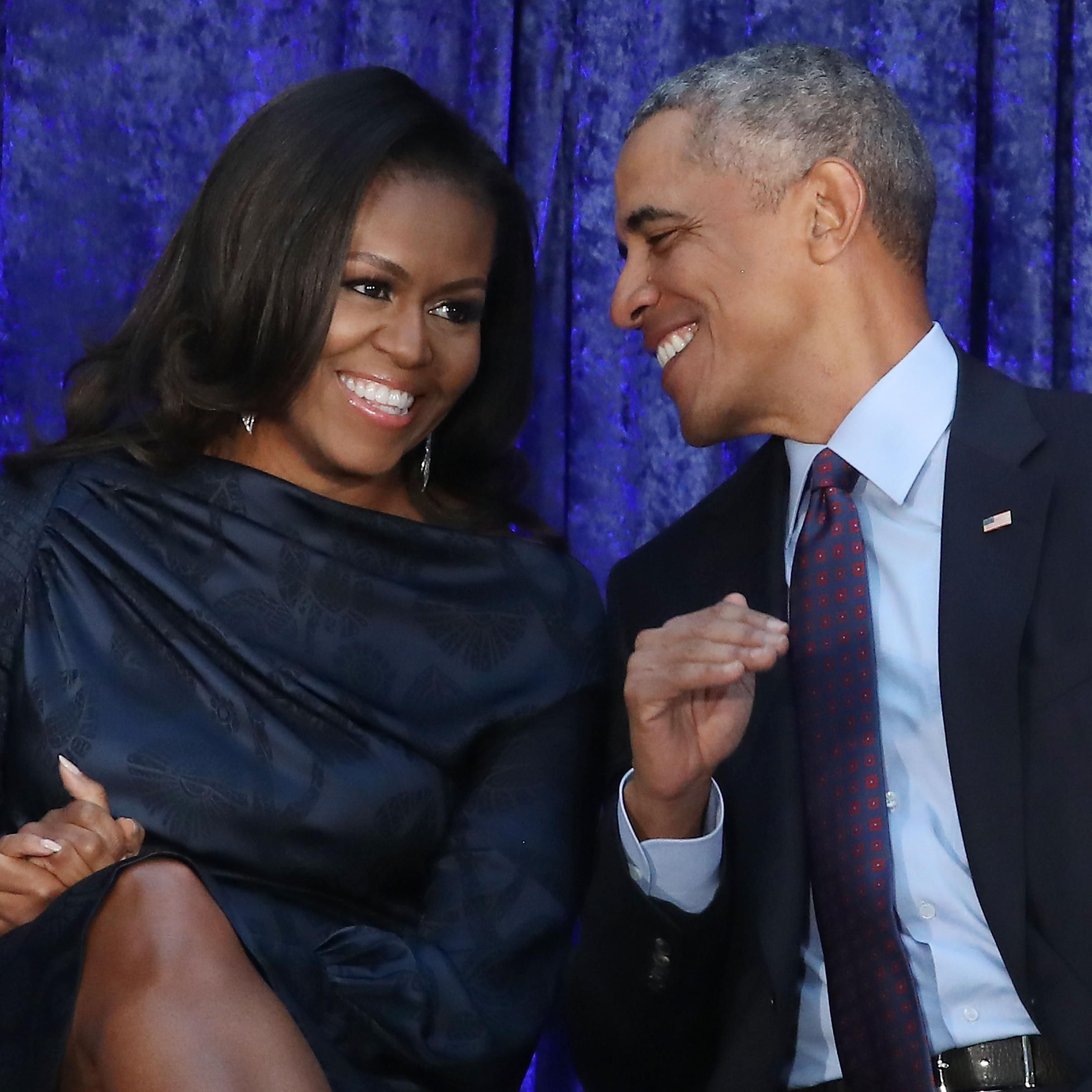 As Per Usual Barack Obama Had The Kindest Message For Michelle