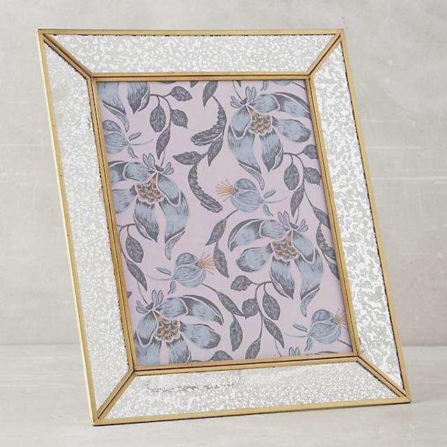 Mercury Glass Frame