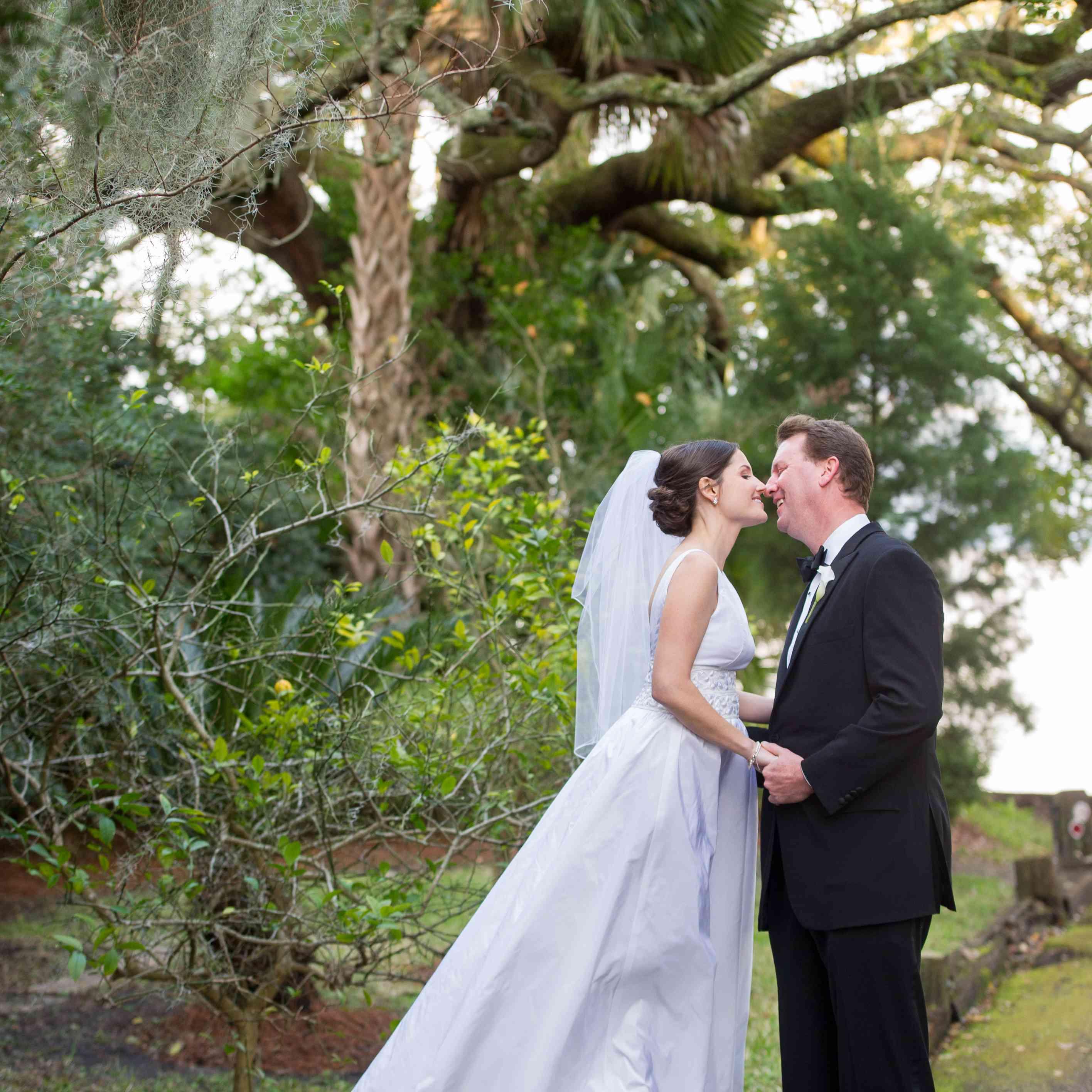 <p>Bride and Groom Portrait</p><br><br>