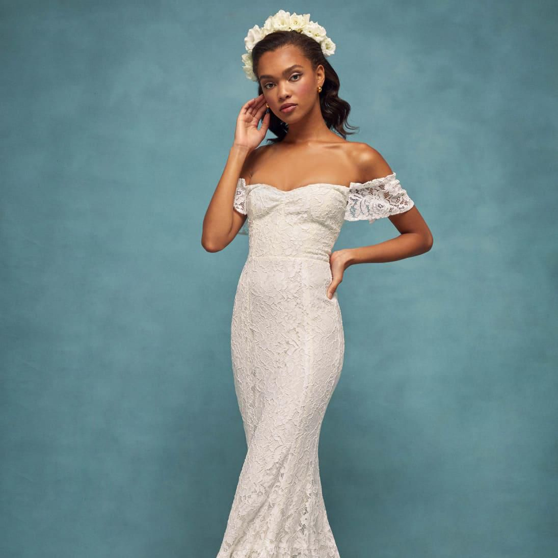 ccb23a54d2 21 Dream Wedding Dresses Under $1,000