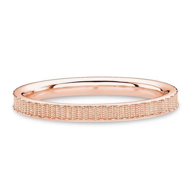 Ritani Chevron Wedding Ring