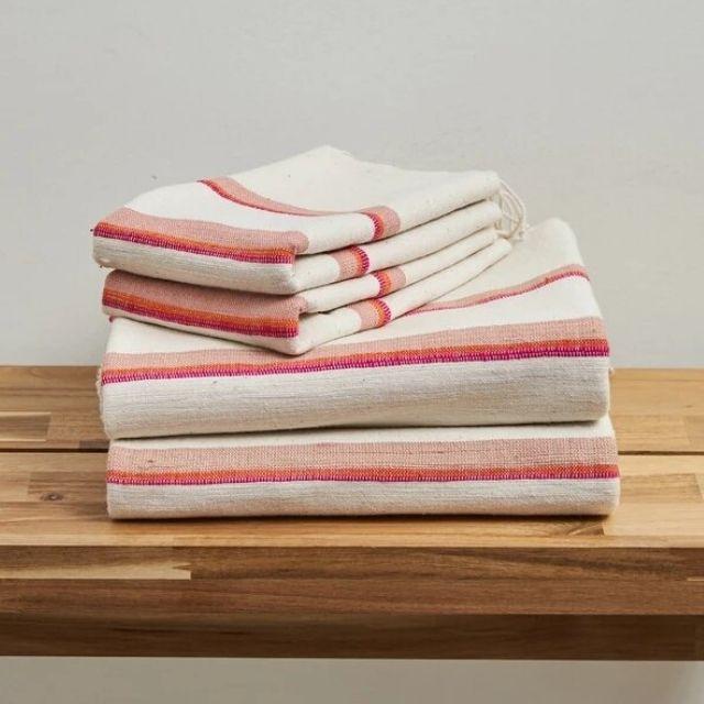 Bole Road Textiles Omo Bath Set