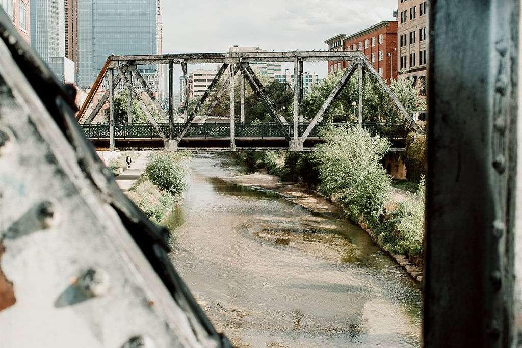 The Wewatta Bridge