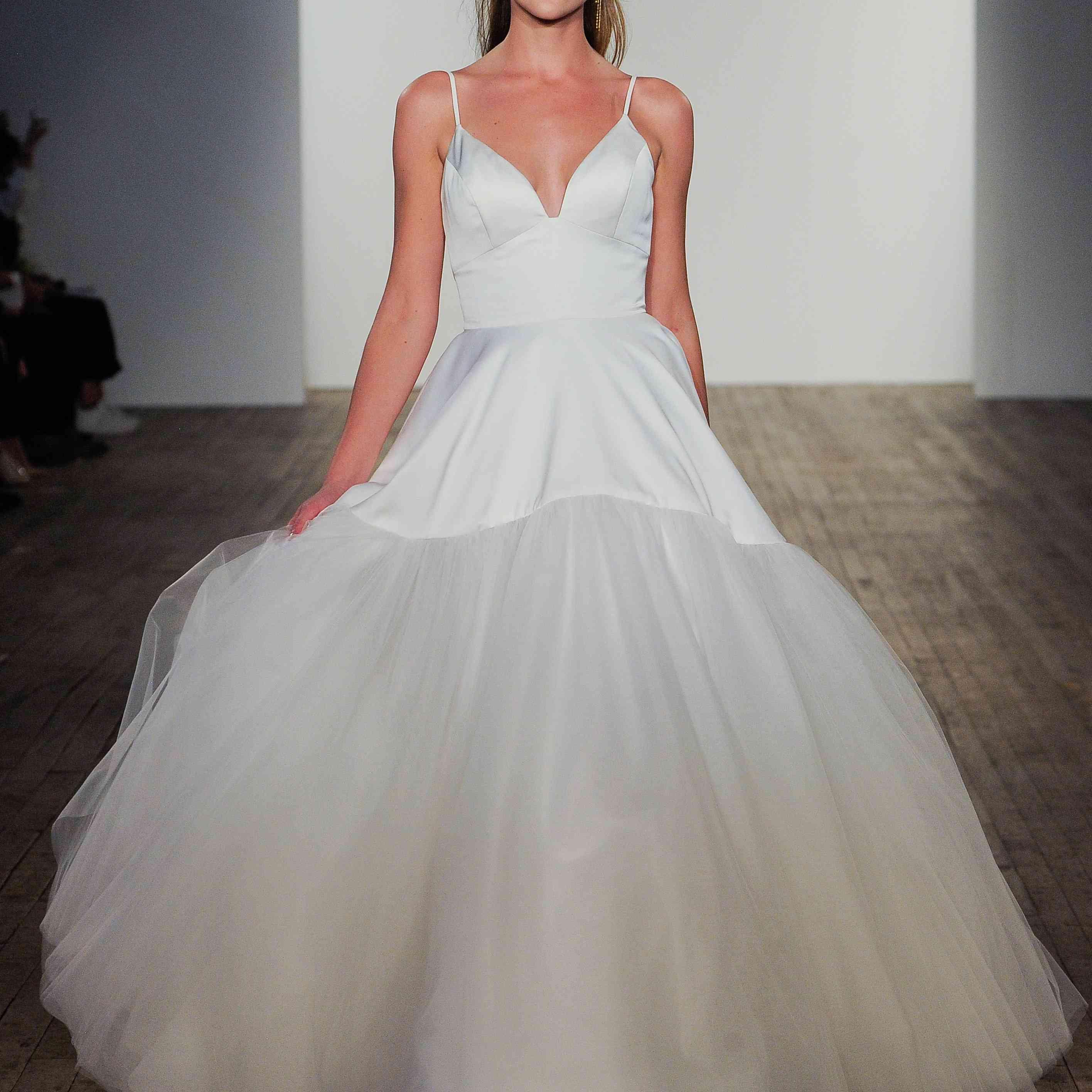Rhode Blush by Hayley Paige Wedding Dress