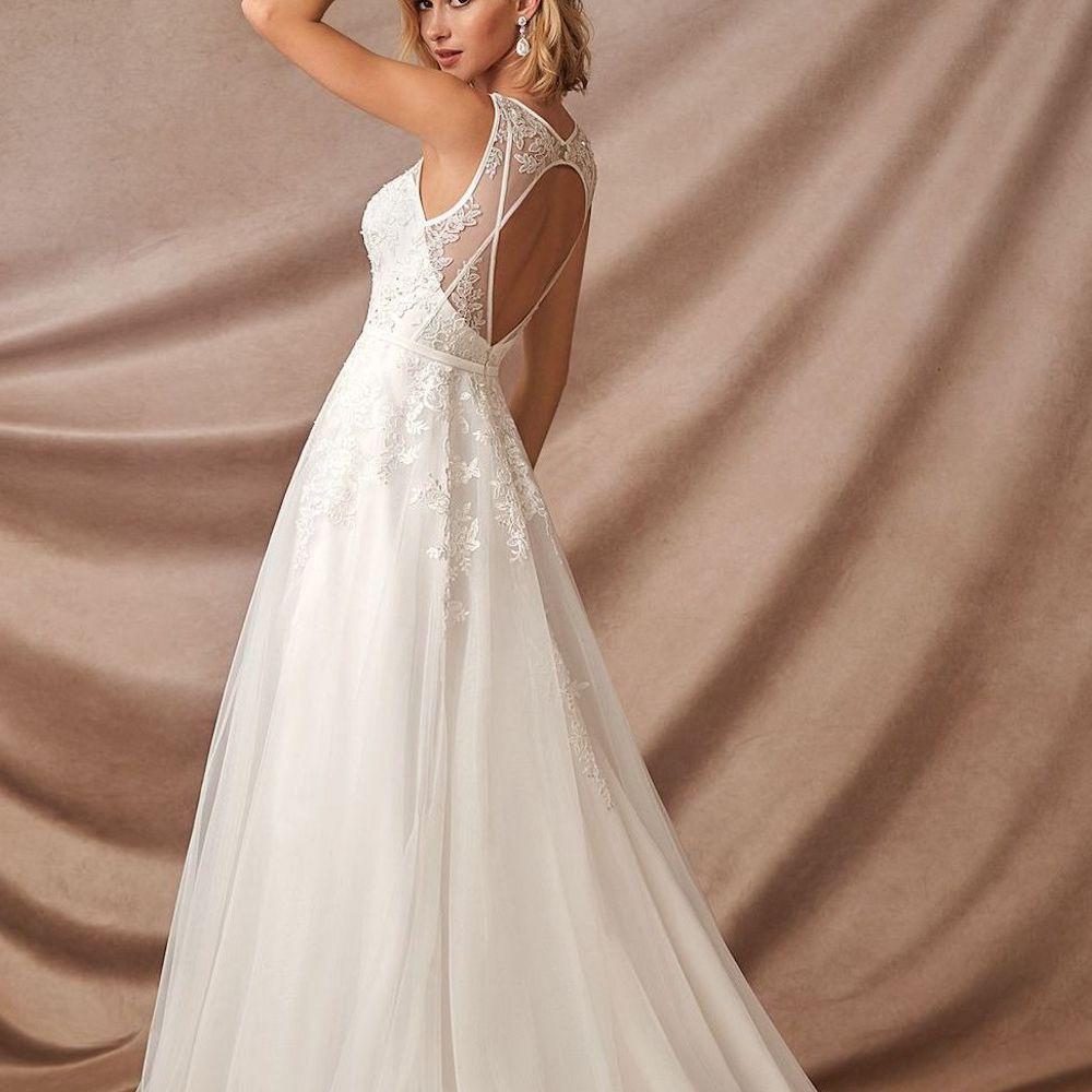 Azazie Angelic Bridal Gown