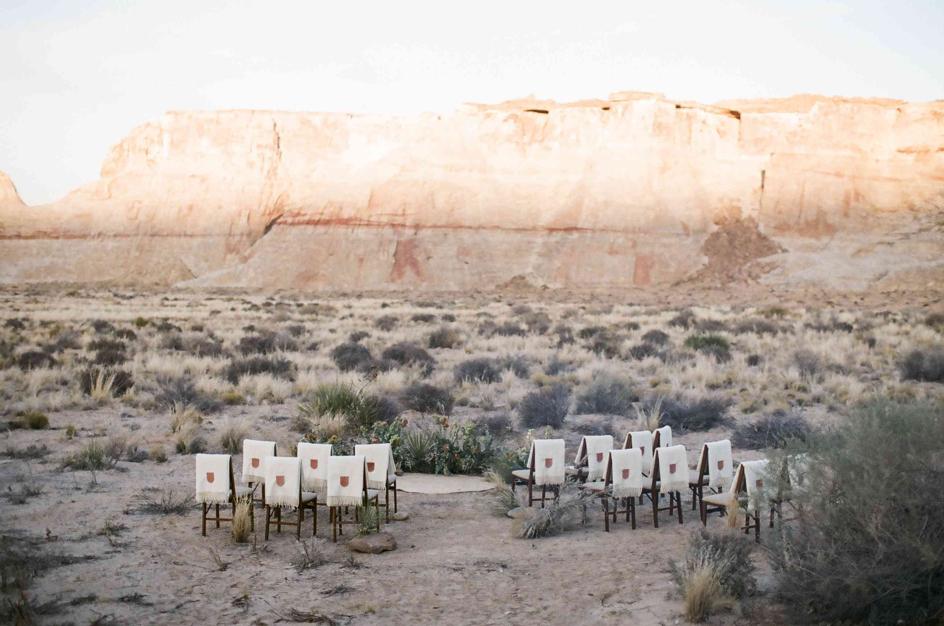 Desert Wedding Venue