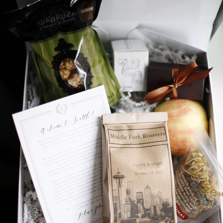 <p>wedding welcome bag box</p><br><br>