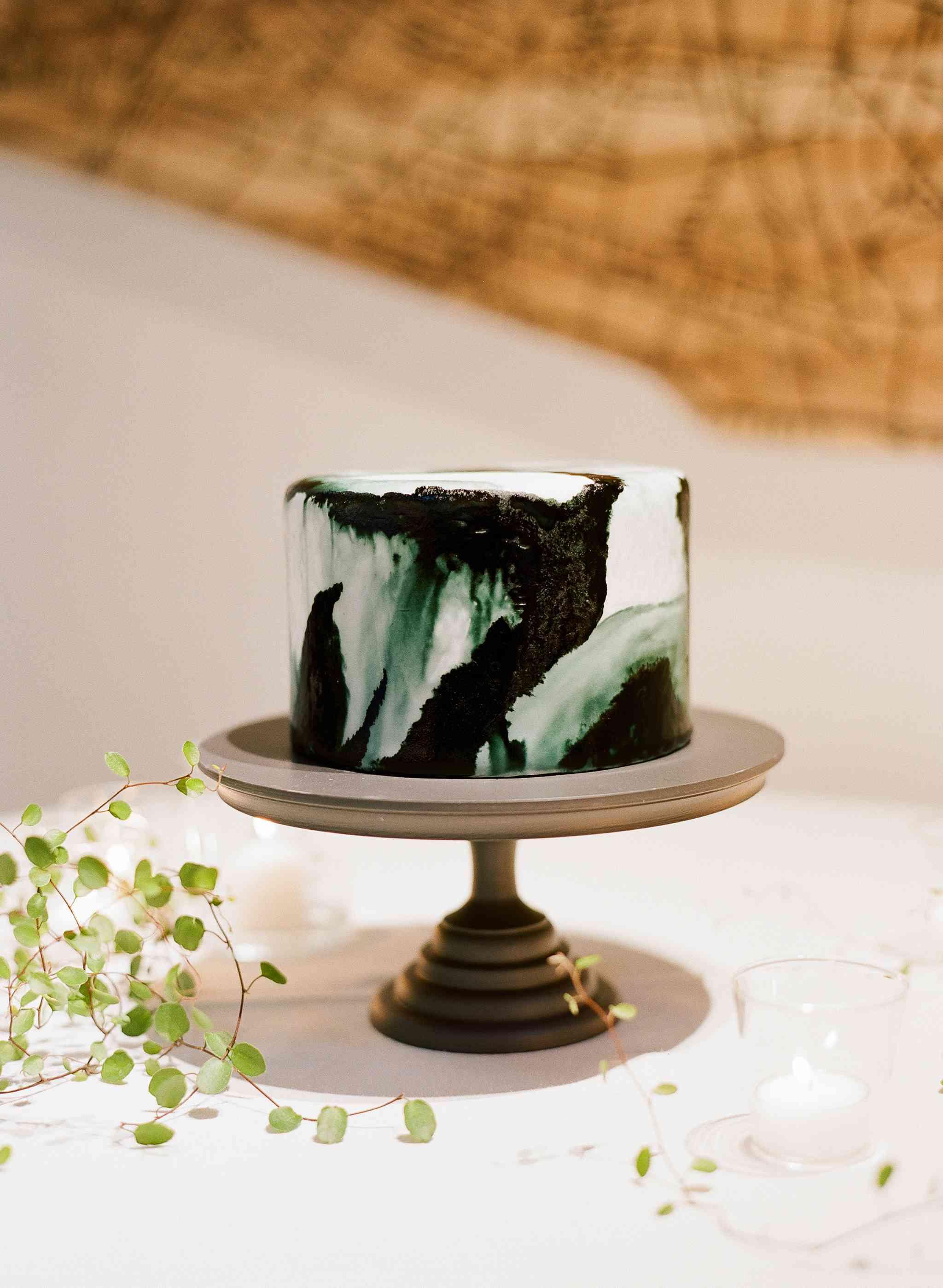 mini marble cake