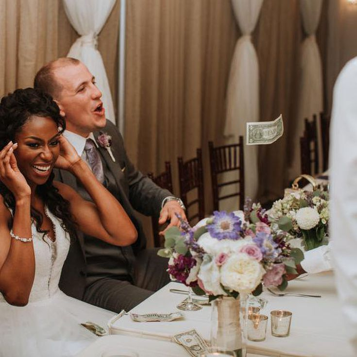 Here S How Much The Average Wedding In 2018 Cost And Who Paid