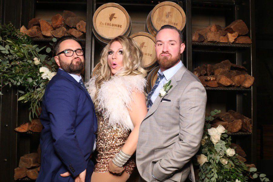 wedding entertainment britney spears impersonator