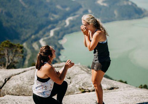 Hiking proposal
