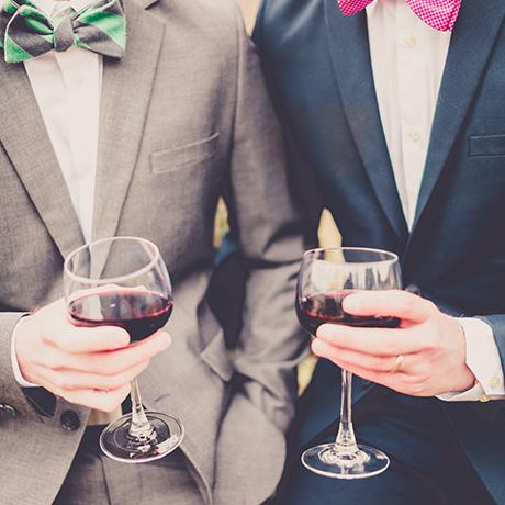 11 Ways to Style Your Wedding Party