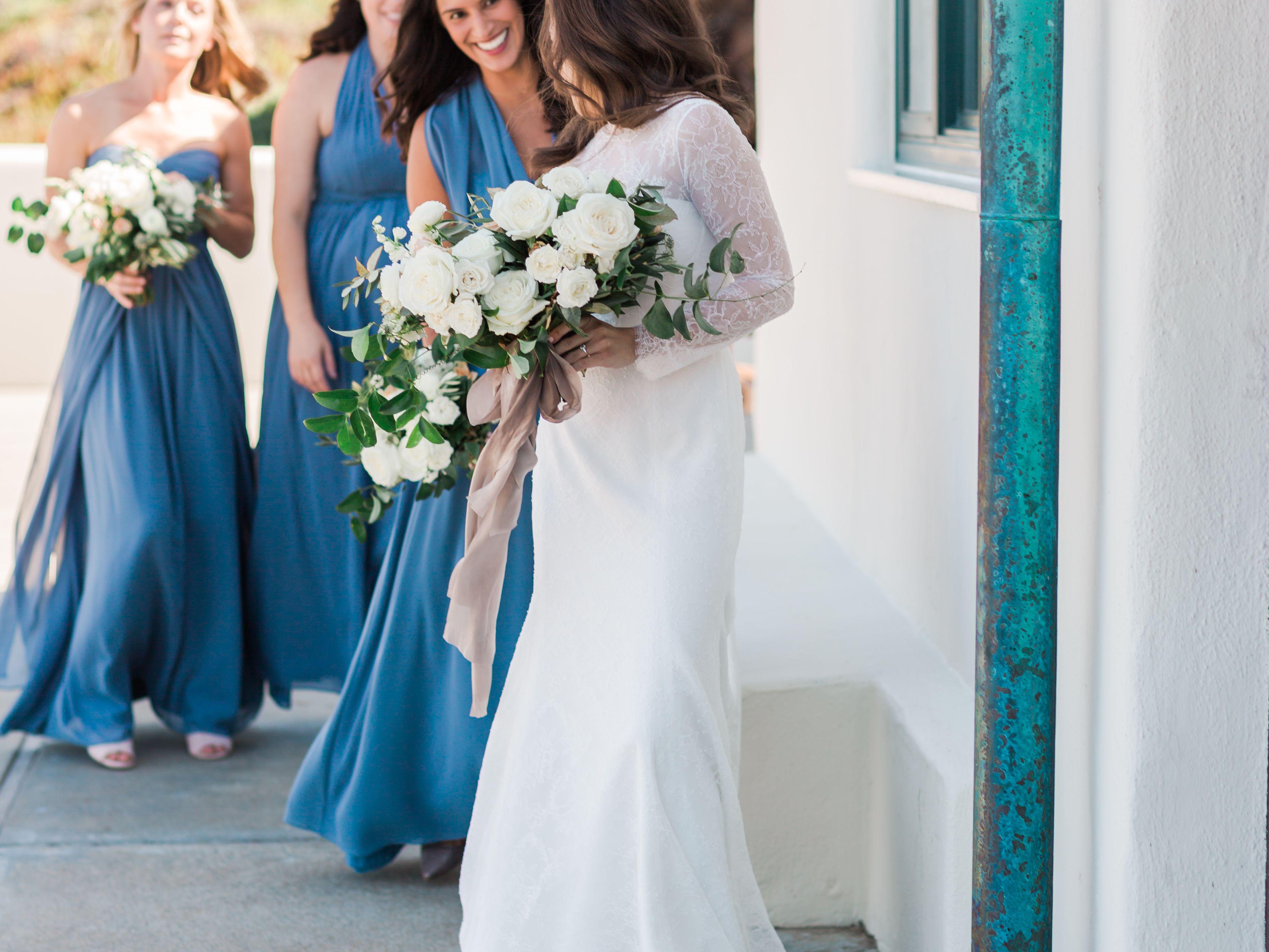 18 Best Blue Bridesmaid Dresses of 18