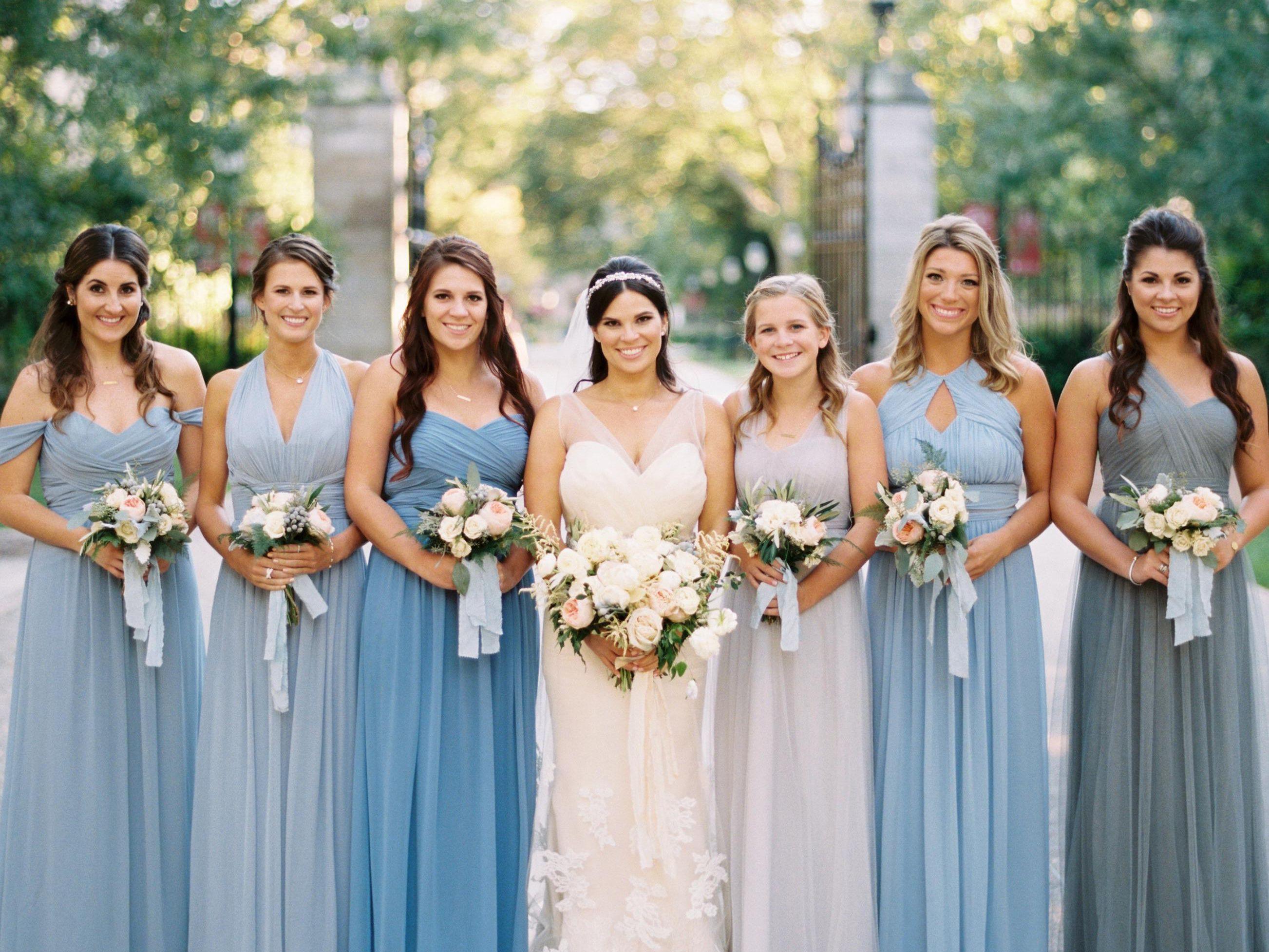 7 Tips For Choosing Timeless Bridesmaid Dresses,Formal Wedding Dresses For Men