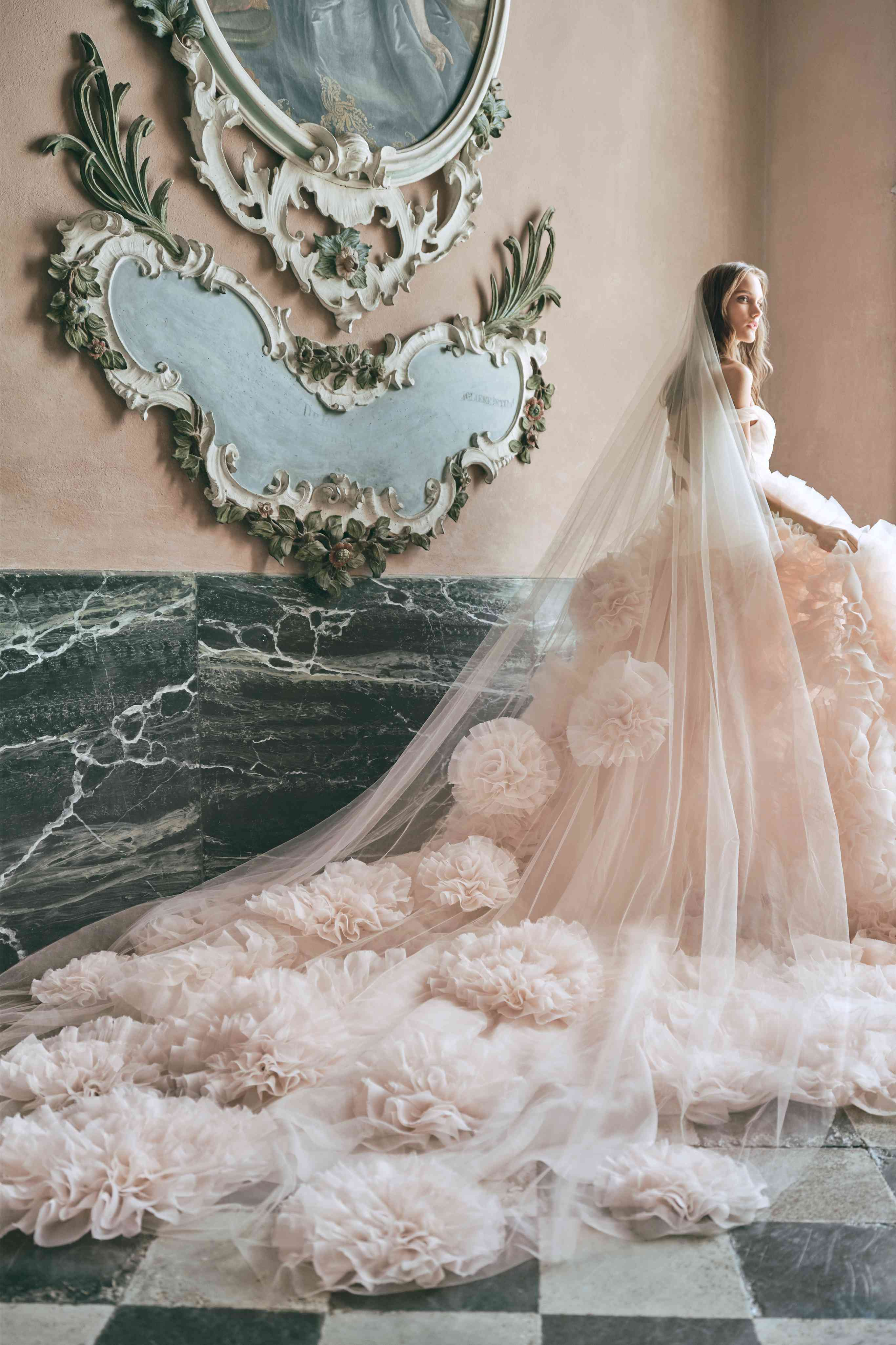 Monique Bridal Wedding Dress Collection Fall 2020
