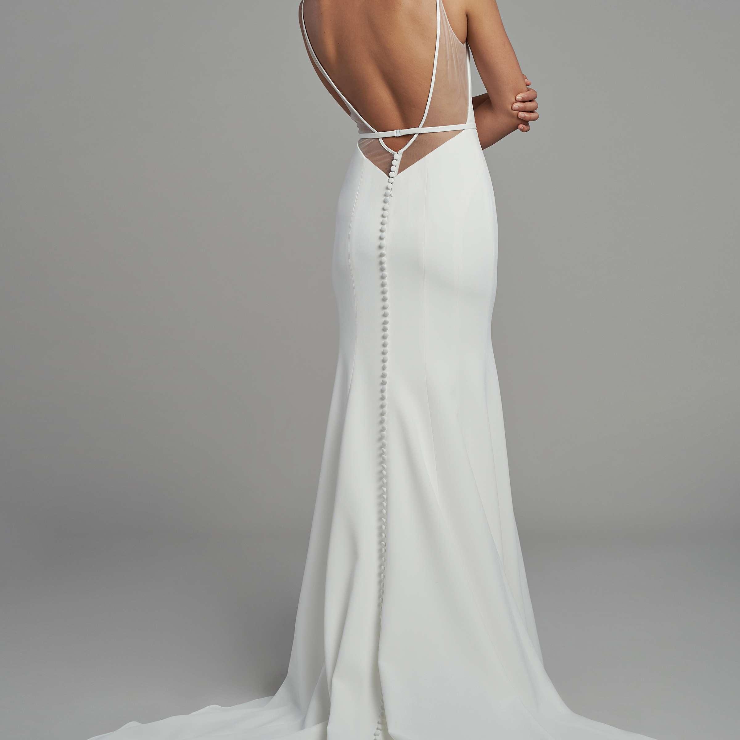 Jenny Yoo Michaela Wedding Dress