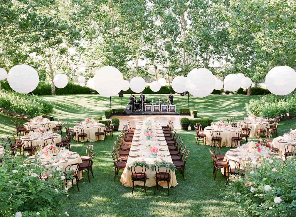 BRIDES Northern California: The Best Rustic Wedding Venues In and ...